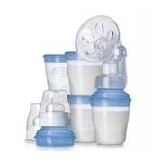 Ручной молокоотсос  Philips AVENT ISIS c системой хранения молока VIA