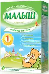 Малыш Истринский,  Нутриция,  Росиия,  молочная смесь