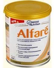 Продам сухую смесь Nestle Alfare (Нестле Альфаре)